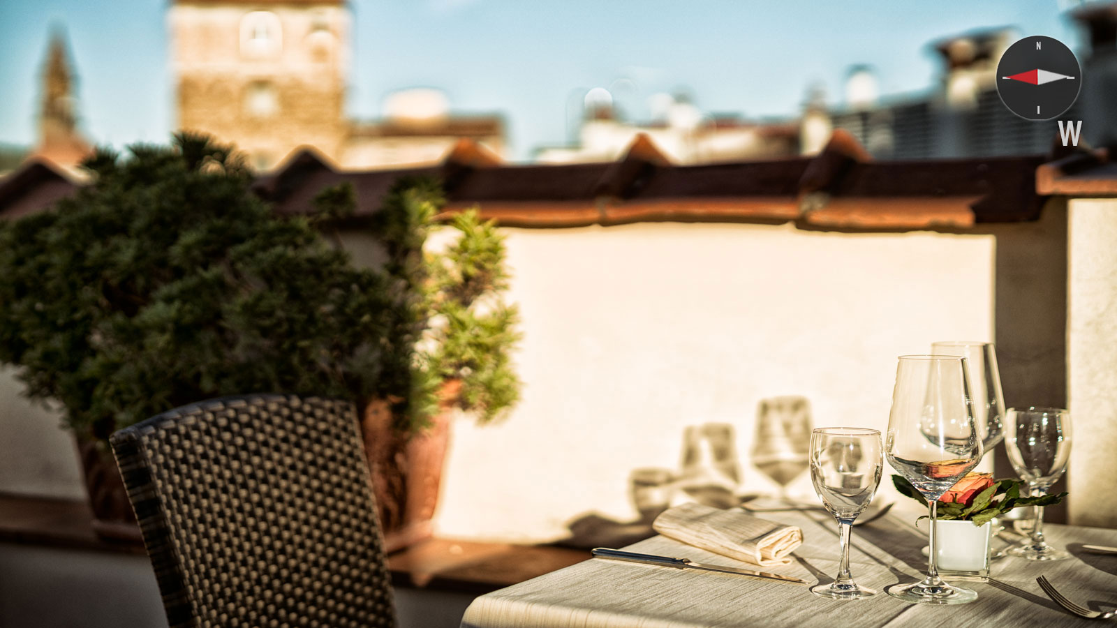 Toit Terrasse Nice Restaurant Florence Rooftop Wine Bar And Restaurant With Best View Hotel
