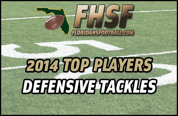 Class of 2014 Top Defensive Tackles