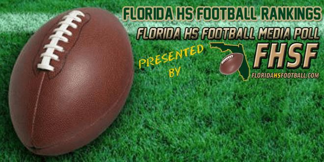 Florida HS Football Media Poll – Week 7