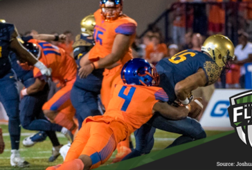 National No. 1 Bishop Gorman downs St. Thomas Aquinas in triple overtime