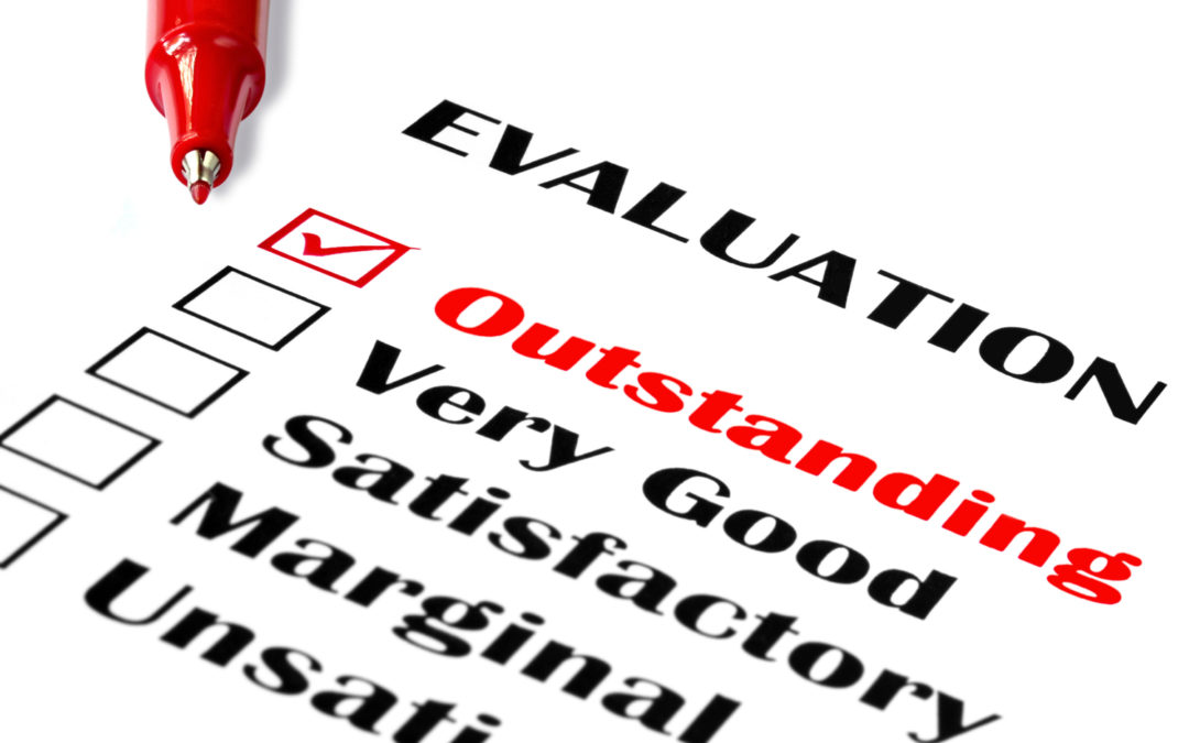 Performance Appraisal Done Early And Often Florida Insurance Trust - performance appraisal