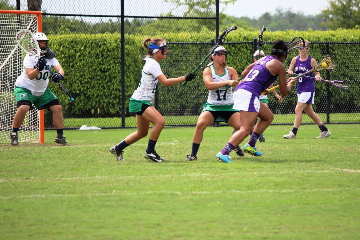 AMU Lacrosse Ends Season With Loss in Regional Tournament