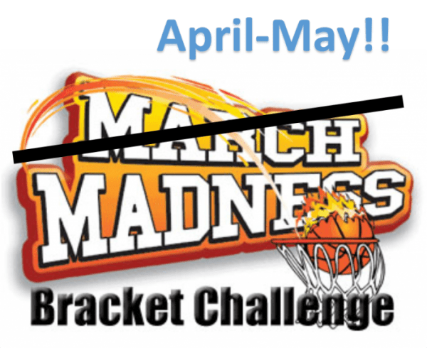 Bracket Challenge:  First Round Results
