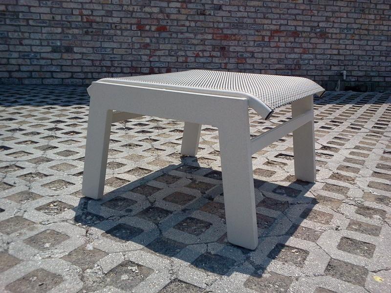 H 15 Ottoman Florida Patio Outdoor Patio Furniture