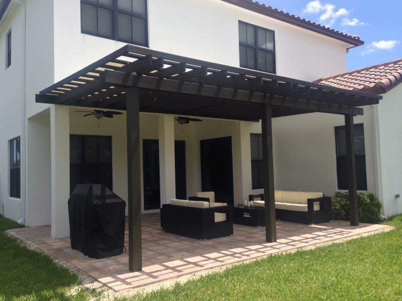 Florida Pergola Specializing In Landscape Structures