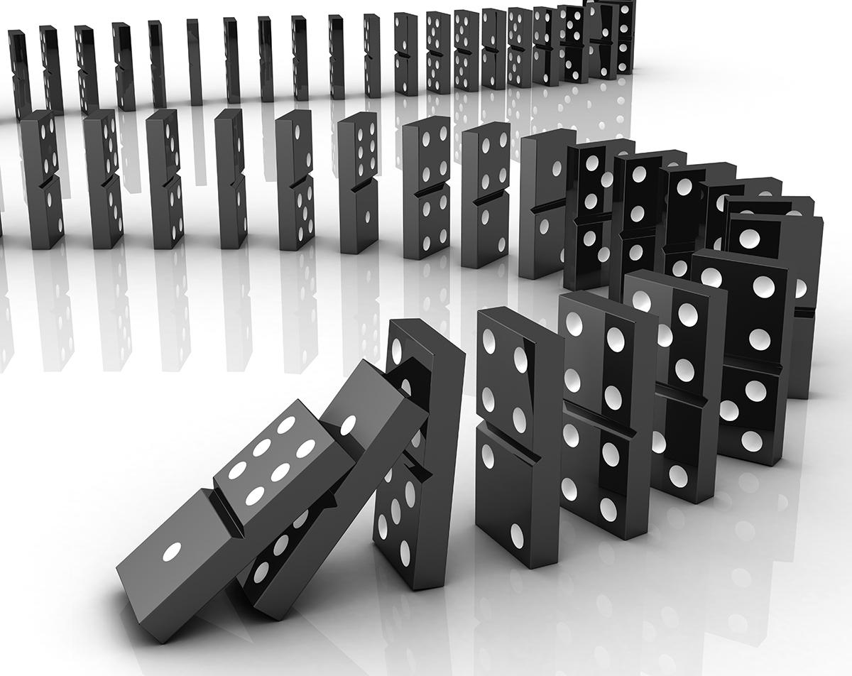 Dominoes Falling Wallpaper How The Dominoes Could Fall After Rooney Out