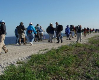 Big 'O' Hike around Lake Okeechobee