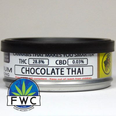 Chocolate Thai by Mr Natural