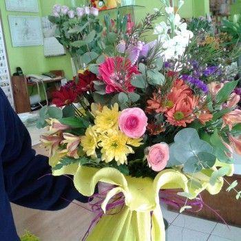 Ramos de flores Fuente el Fresno