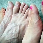 Barefoot is Not Backward at Home