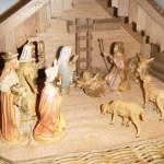 Cedar Nativity Stable
