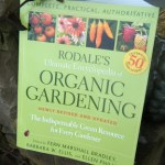 Reading Rodale's Organic Gardening Book