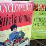 Vintage Rodale Organic Gardening Book
