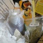 Honey & Pollen for Our Kitchen