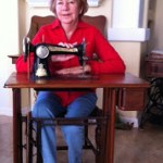 Meet the Treadle Lady