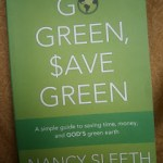 Book Review: Go Green, Save Green
