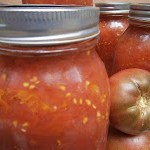 Canning Tomatoes Like Grandma