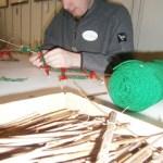 Eco-Friendly Holiday Crafting at Ijams Nature Center