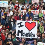 Kentucky Celebrates I Love Mountains Day, Demands End to Mountaintop Removal Mining