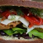 Flour Sack Mama's Fresh Pick Southern Sandwich: Recipe and Mezzetta Giveaway