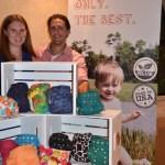 Michigan Family Making Organic Cotton Diapers in USA