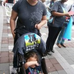 National Stroller Brigade Promotes Safer Chemicals, Healthy Families!