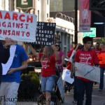 Tennessee Families March Against Monsanto, for GMO Food Labeling
