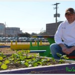 St. Jude Garden Offers Fresh, Organic Picks for Patients & Staff