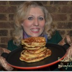 Pancake Goodness & Cast-Iron Griddle Giveaway via Stonyfield