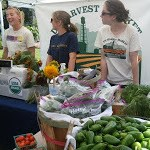 University of Tennessee Farmers' Market Open May through October