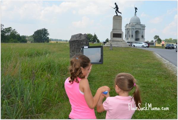 Gettysburg iPAD