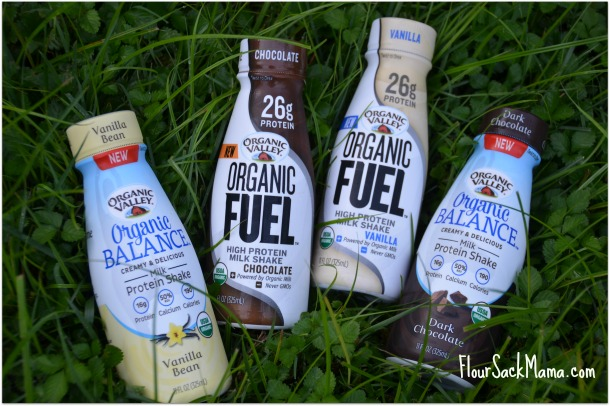 Protein Shakes Organic Valley