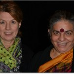 Vandana Shiva Talks Food, Inspires Slow Money Crowd