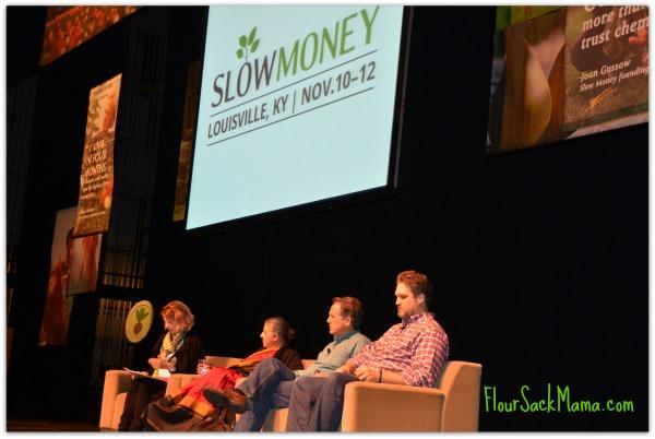 Slow Money GMO Session