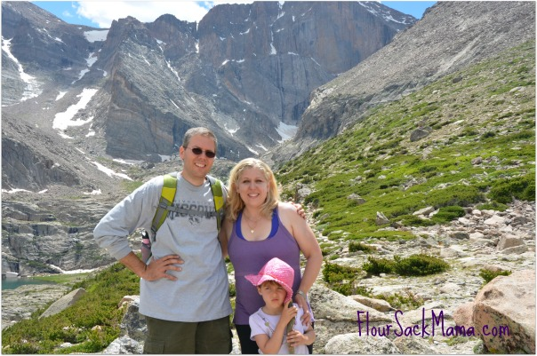 Rocky Mountains Family Hike