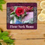 Thanks for Being Social with FlourSackMama.com!