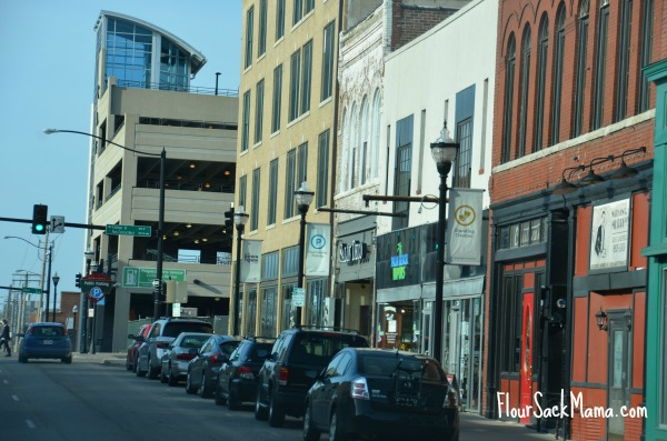 Downtown Springfield, MO