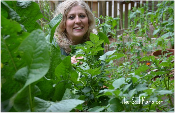 GardenSpring2014FlourSackMama