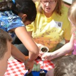 Kids Day at Oak Ridge, Tennessee Farmers Market