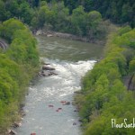 Family Travel to New River Gorge in West Virginia