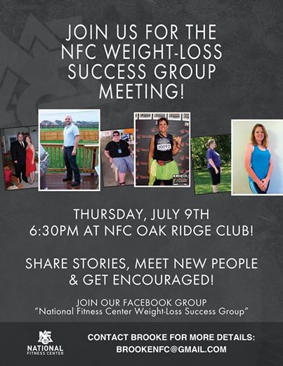 Weight-Loss July Meeting