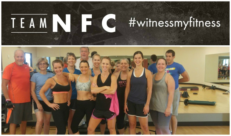Fitness Class National Fitness Center