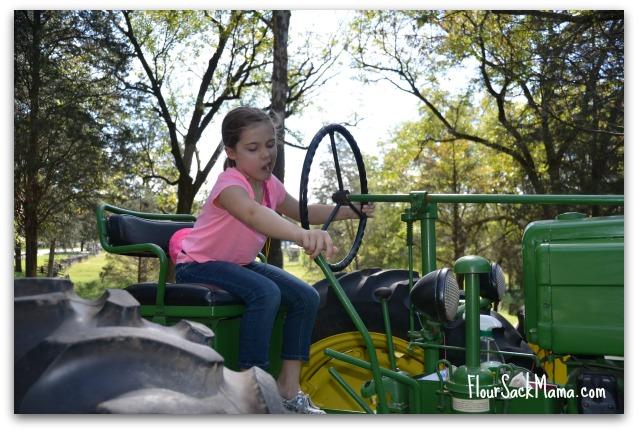 Tractor Pretend Riding