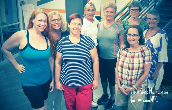 NFC Weight-Loss Success Group Gathering with Nutritionist Theresa Blair