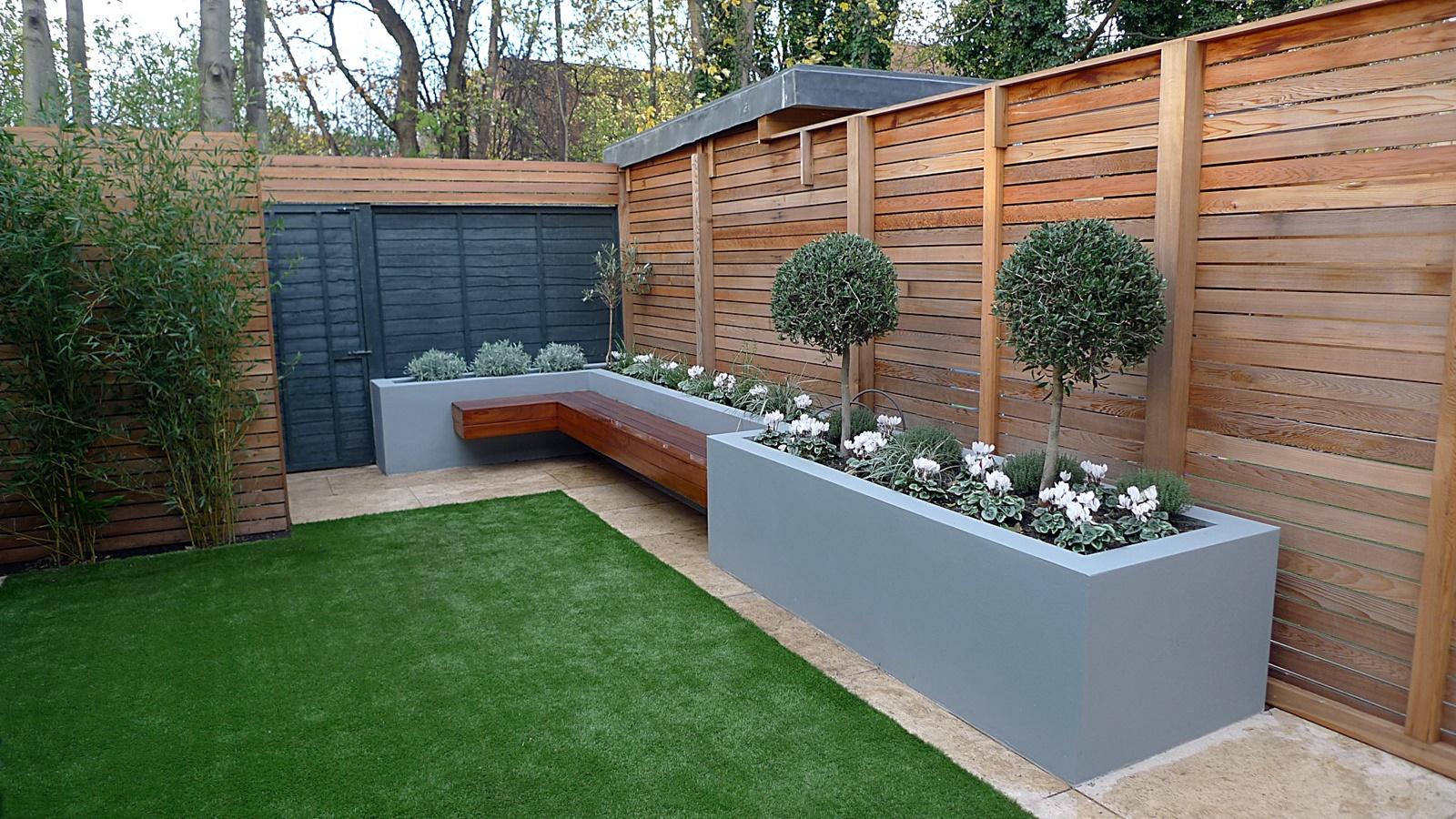Moderne Gartengestaltung Mit Hochbeeten Tipps Fur Kleine Grunoasen
