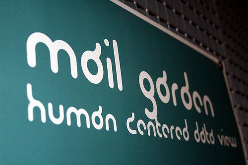 Mail Garden Poster