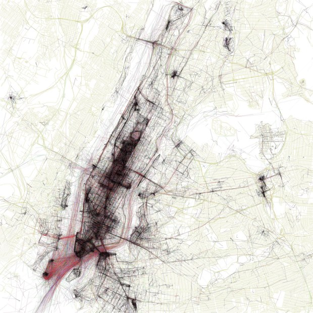 Geotagging New York