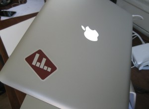 FlowingData sticker!