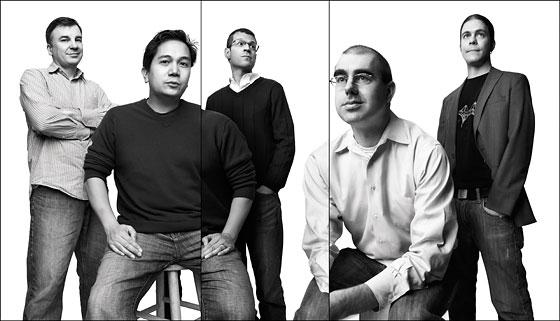 New York Times graphics team
