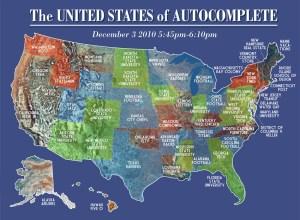United States of Autocomplete